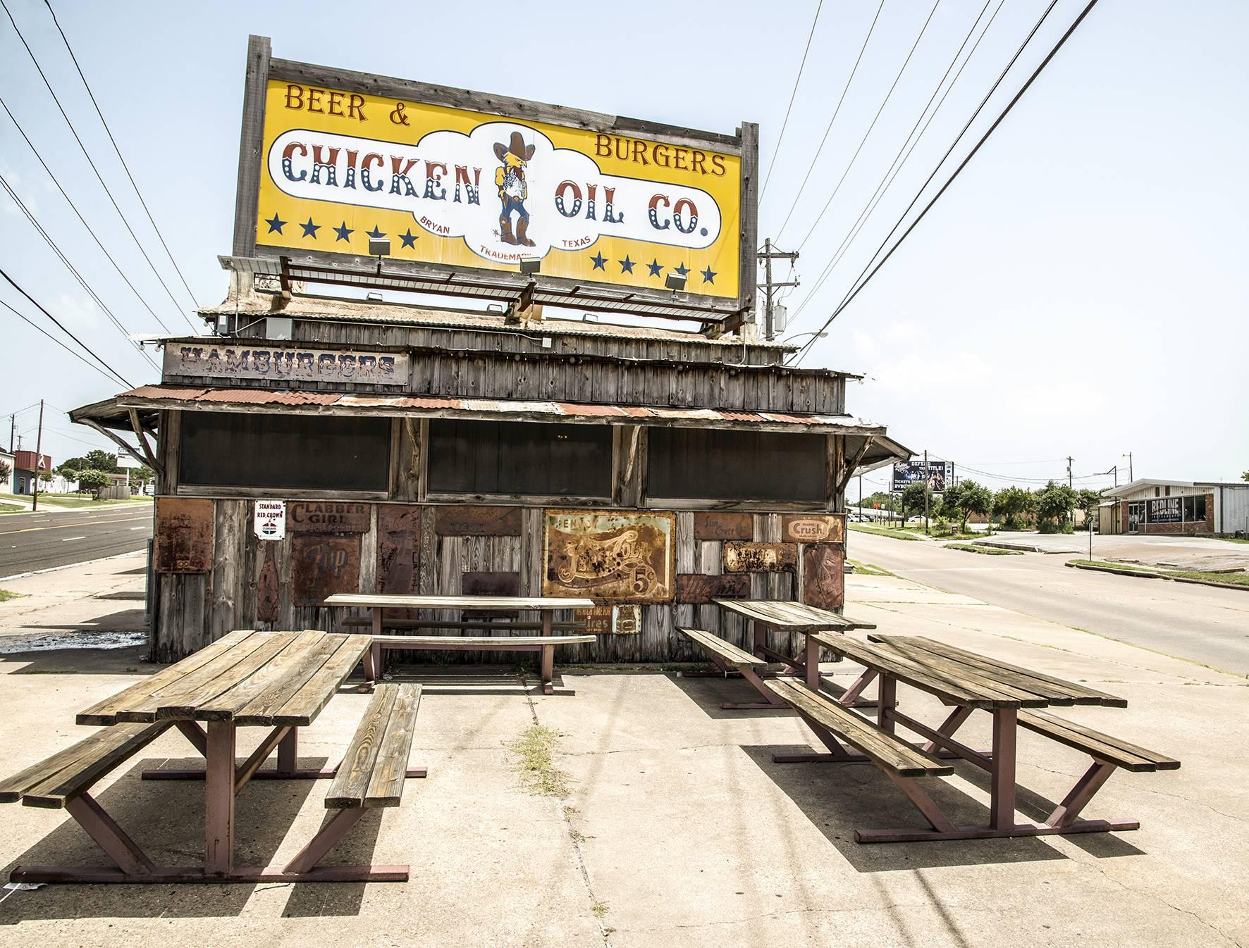 56 Far Fading West, Chicken Oil, 2017