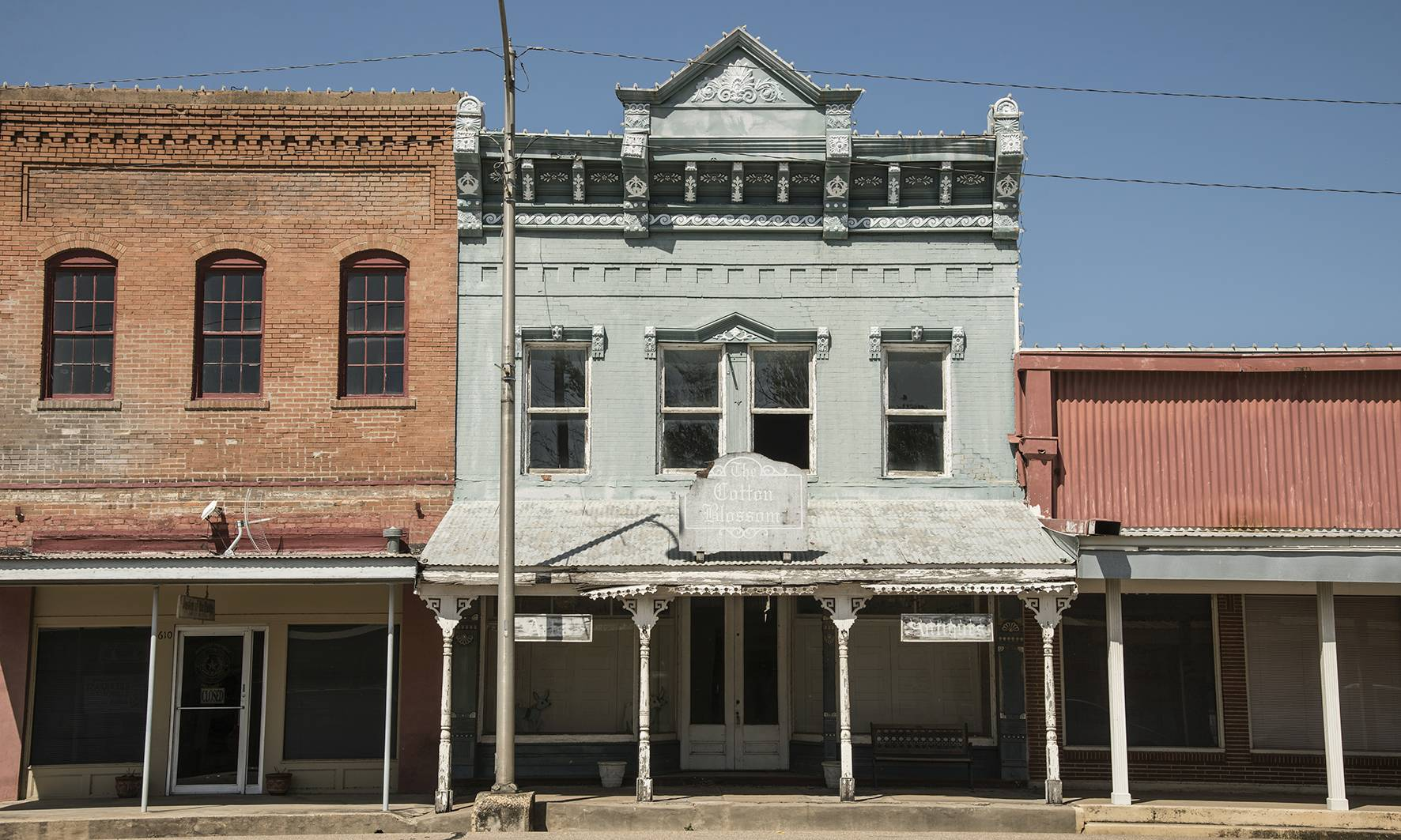 7 Far Fading West, Cotton Blossom, 2015