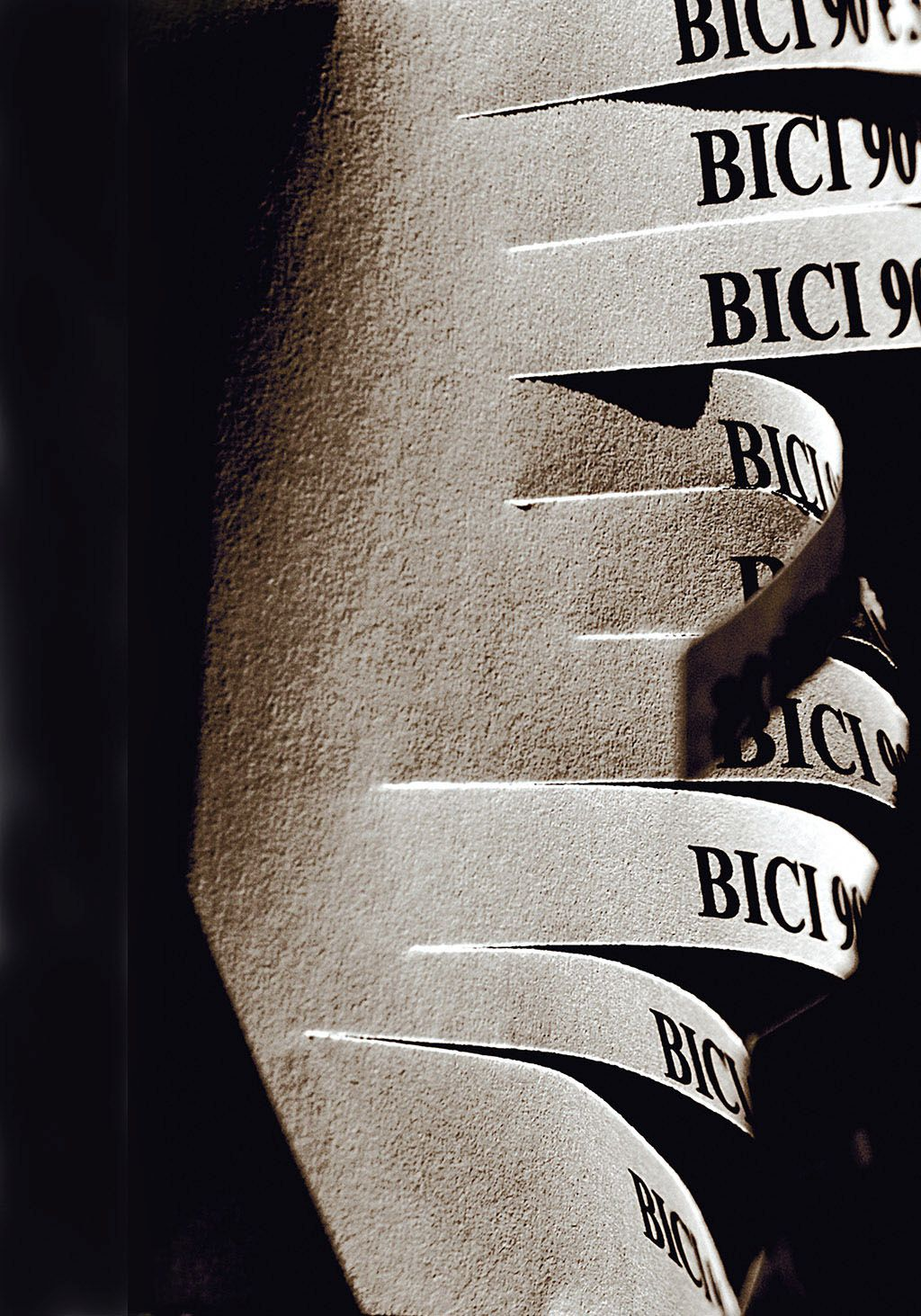 Words #7, Bici/Bike, 2012