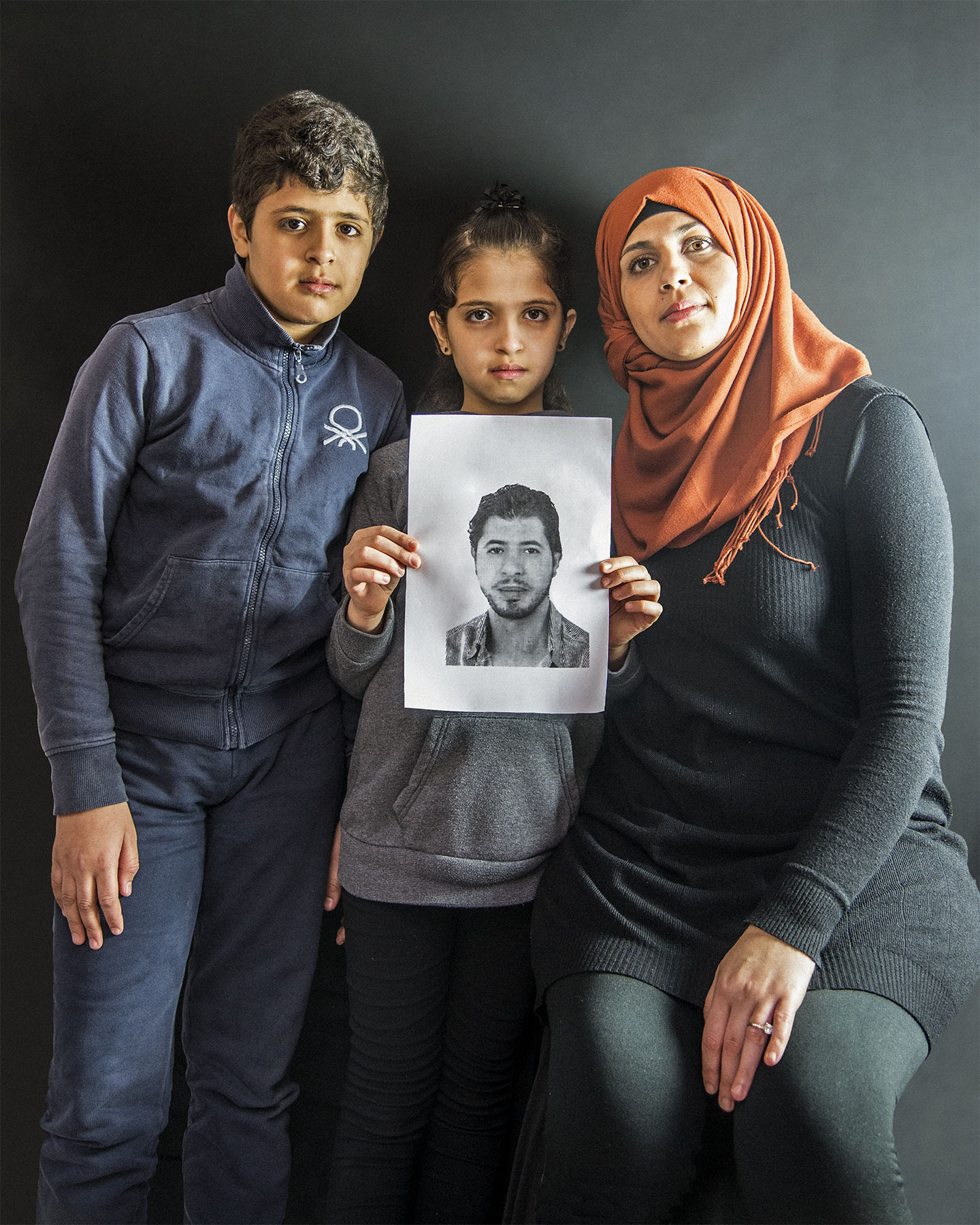 12a Ahamad, Ilya e Haniyeh, Siria, 2017